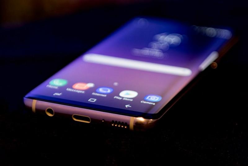 | SAMSUNG GALAXY S8 PLUS 128GB