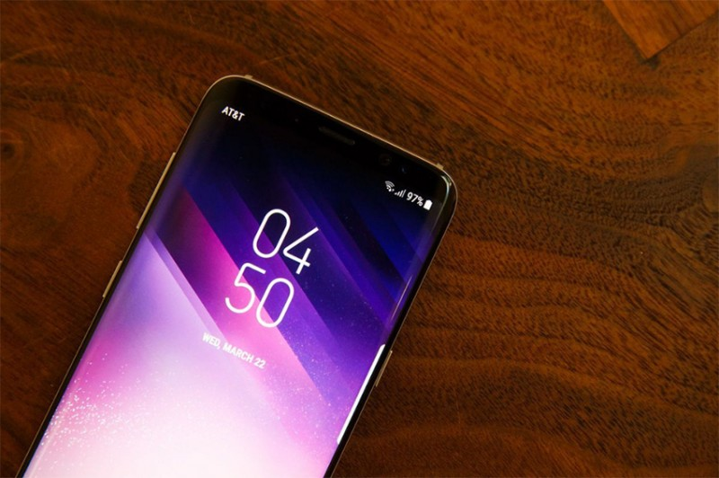 SAMSUNG GALAXY S8 2 SIM G950FD MỚI 100%