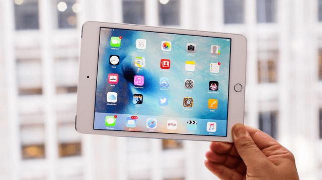 Thinhmobile chia sẻ  iPad Mini 4 64Gg mới 99% 2