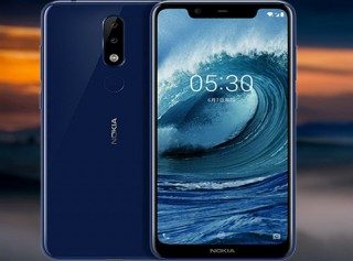 Nokia X5 (2018) 64GB, Ram 4GB Mới Nguyên Seal