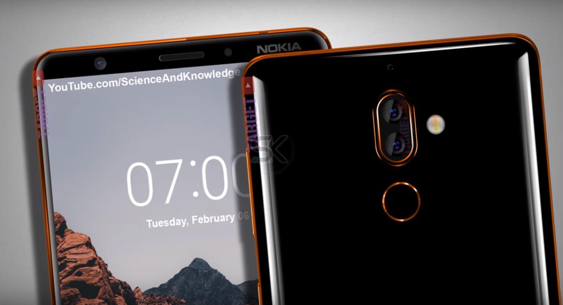 Điện thoại Nokia 7 Plus chính hãng 4