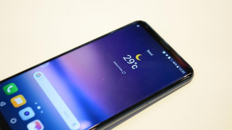 LG g7+ 2 sim Thin Q mới 99%  đẳng cấp công nghệ smartphone