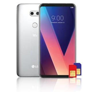 ĐIỆN THOẠI LG V30 PLUS 2 SIM MỚI 99%