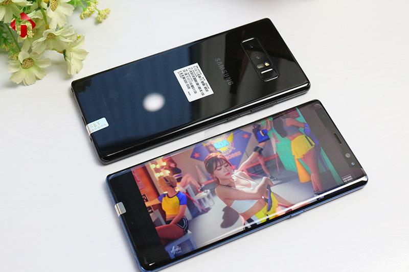 Điện thoại Samsung Note 8 Mỹ mới Fullbox 1