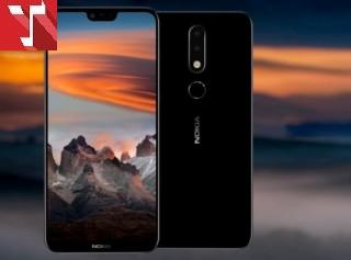Điện thoại Nokia X6 (2018) Ram 6Gb 64Gb (Rom Tiếng Việt)