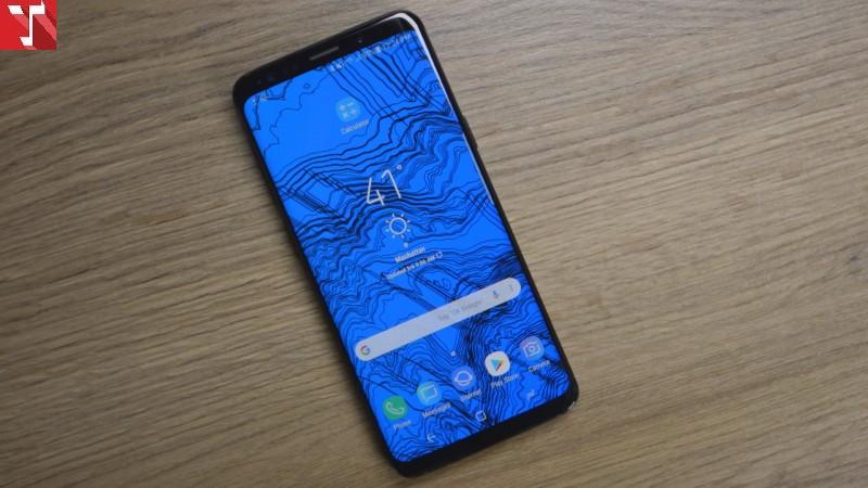 Samsung Galaxy s9 plus mỹ 64gb mới không hộp