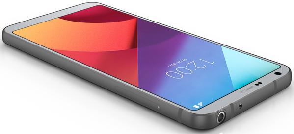 phiên bản LG G6 quốc tế