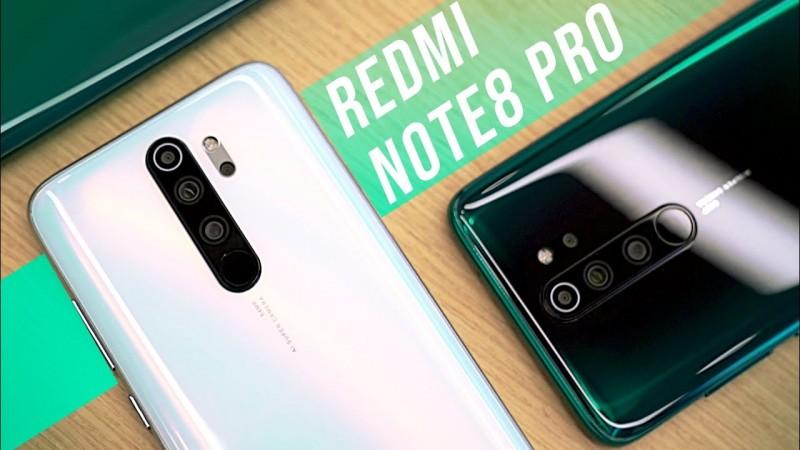 Điện thoại Redmi Note 8 Pro RAM 6g giá rẻ tại Thinh Mobile
