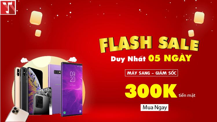 Flash Sale Cuối Tháng