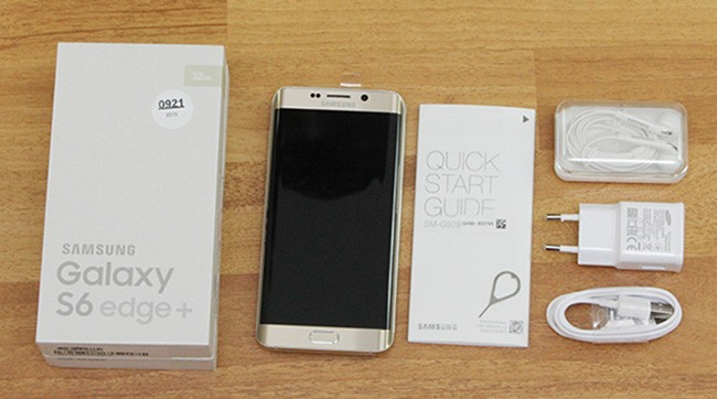 GALAXY S6 EDGE PLUS MỸ